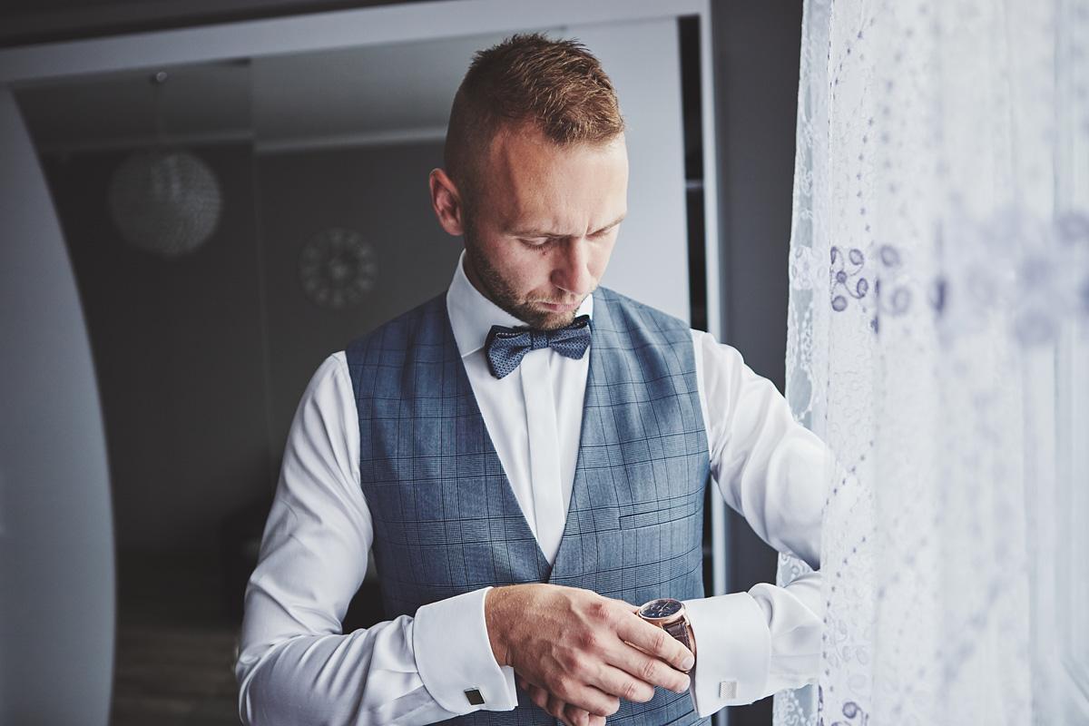 Skrót z reportażu ślubnego w Dworku Broniszówka 12
