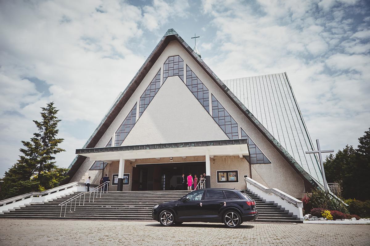 Skrót z reportażu ślubnego w Dworku Broniszówka 41
