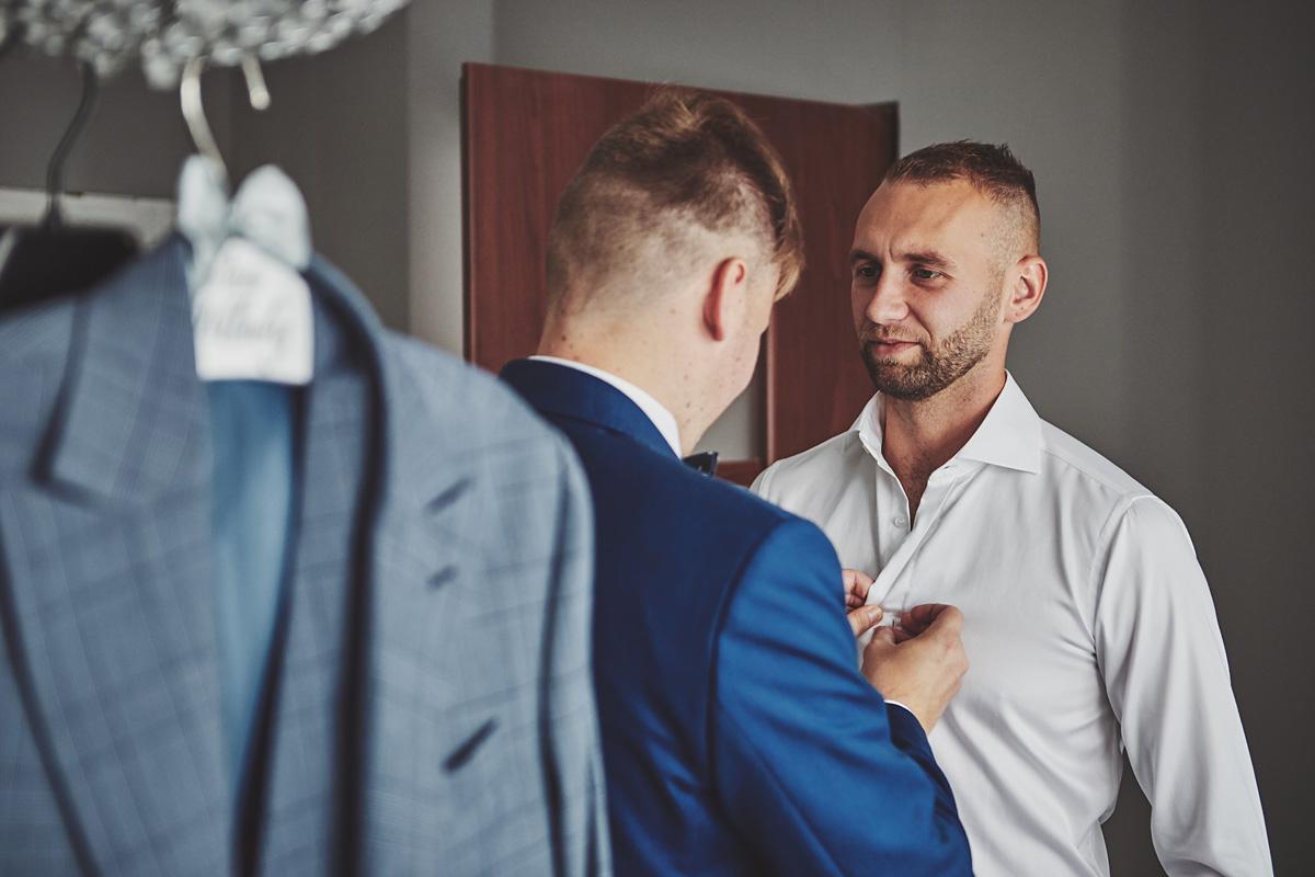 Skrót z reportażu ślubnego w Dworku Broniszówka 5