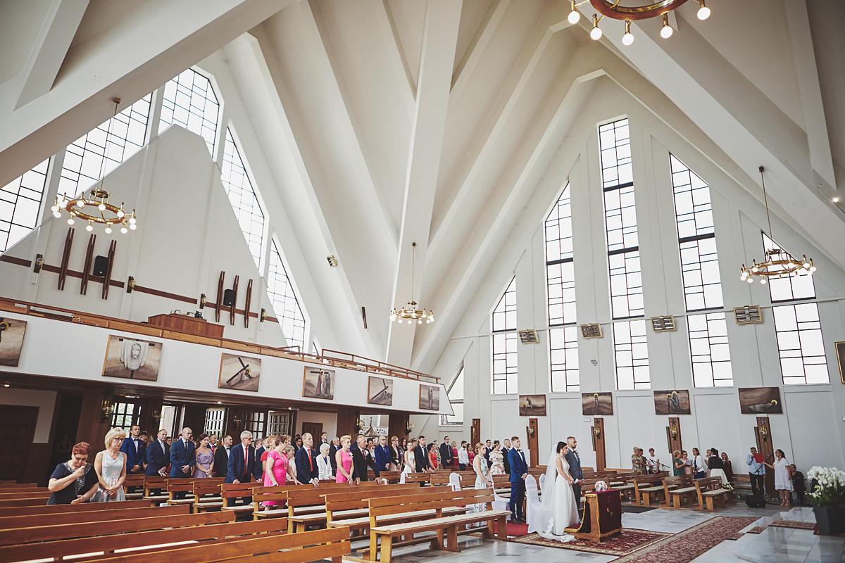Skrót z reportażu ślubnego w Dworku Broniszówka 50