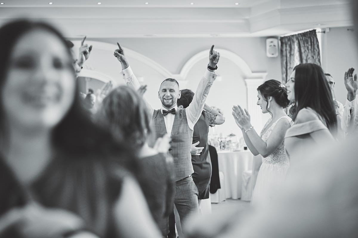 Skrót z reportażu ślubnego w Dworku Broniszówka 86