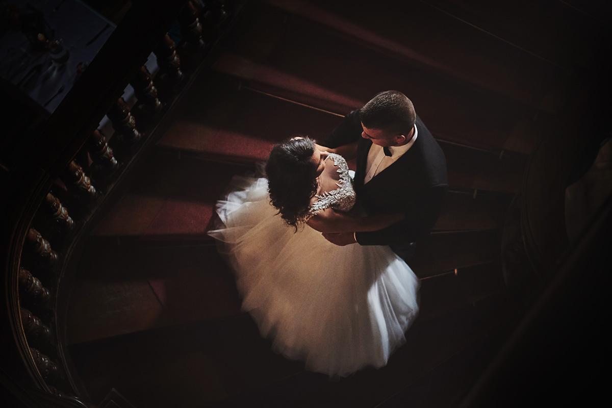 Plener ślubny na zamku w Mosznej 58